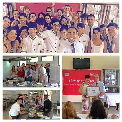 Une journée à Hoa Sua School