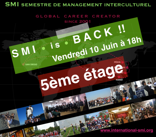 SMI is BACK !