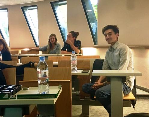SMI 2014 &2016 : Amélie, Caroline et Adrien