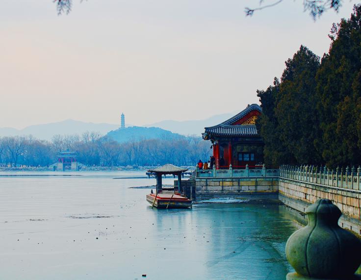 Summer Palace Pékin