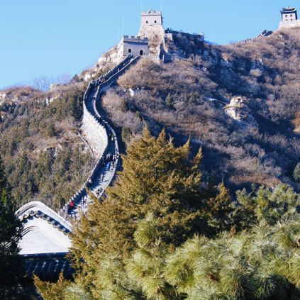 Great Wall / Muraille de Chine
