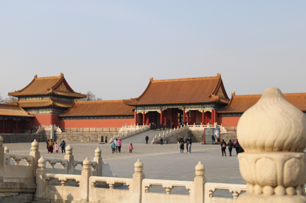 Cité interdite Pékin - Chine