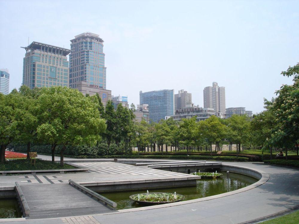 Minxing Park - Shanghai