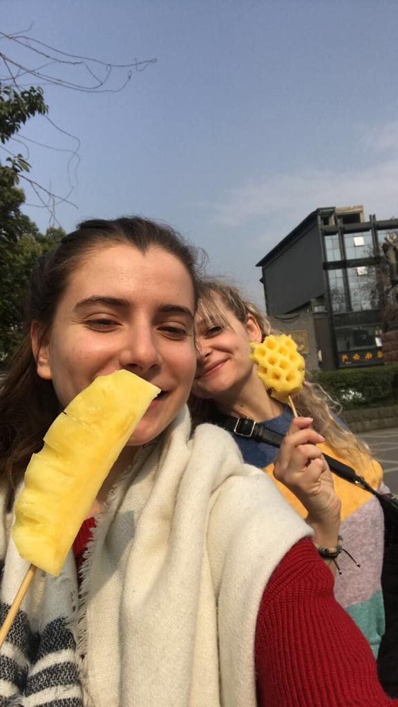 Marie-Claire et Fiona